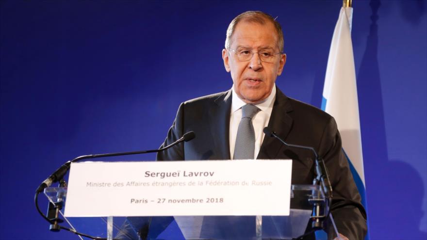 Rusia reclama medidas para salvar el pacto nuclear con Irán