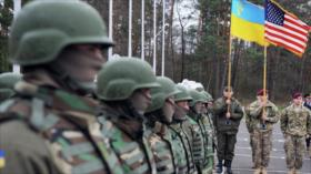 EEUU promete a Ucrania asistencia militar contra Rusia