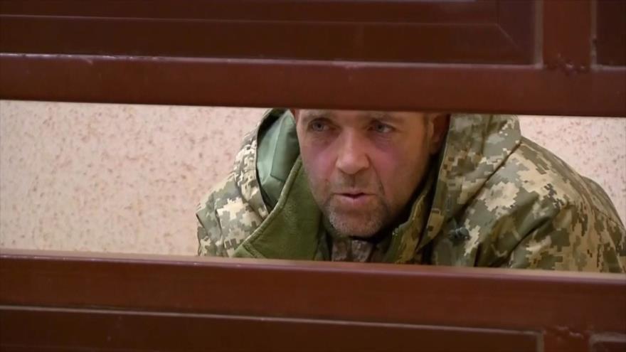 Marinos ucranianos bajo detención provisional de dos meses