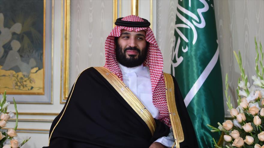 El príncipe heredero de Arabia Saudí, Muhamad bin Salman, en Túnez, 27 de noviembre de 2018. (Foto: AFP)