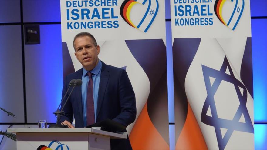 Israel urge a Europa que siga pasos de EEUU e imponga sanciones a Irán