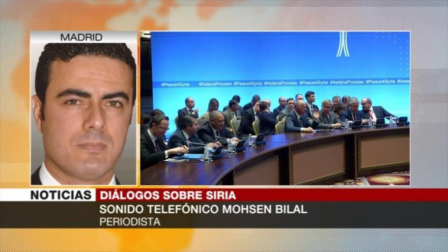 Bilal: Garantes de paz en Siria son Irán y Rusia, no Turquía