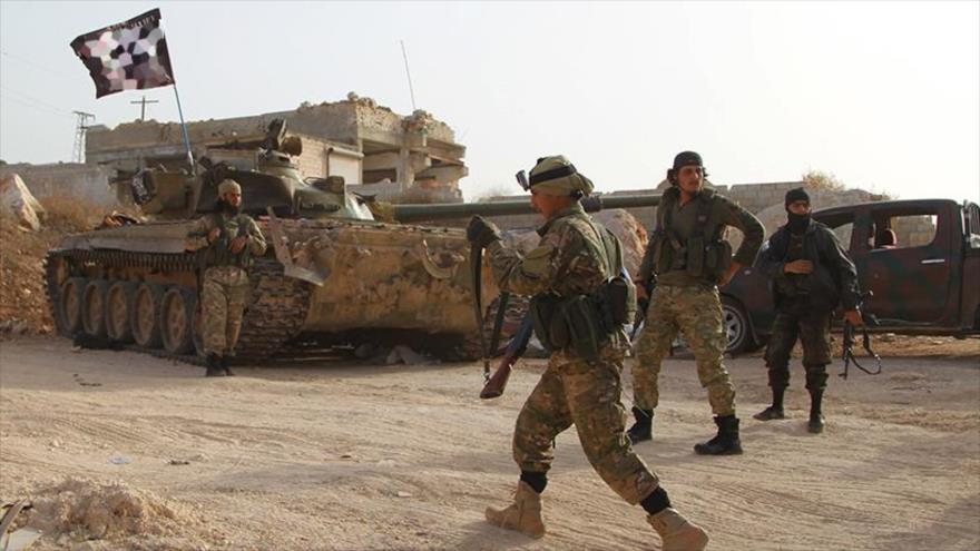 Rusia advierte que 15 000 terroristas de Al-Nusra siguen en Idlib | HISPANTV