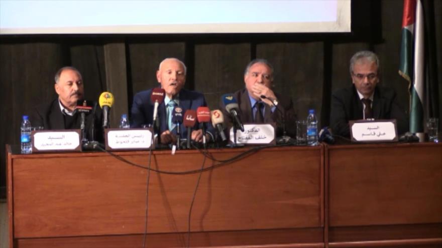 Damasco celebra un foro en solidaridad con la causa palestina
