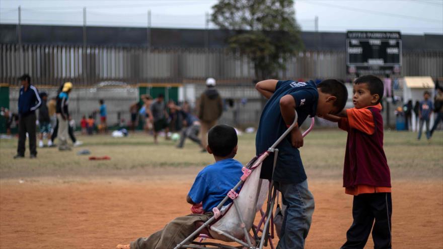 Unicef alerta ante difícil condición de niños migrantes en México