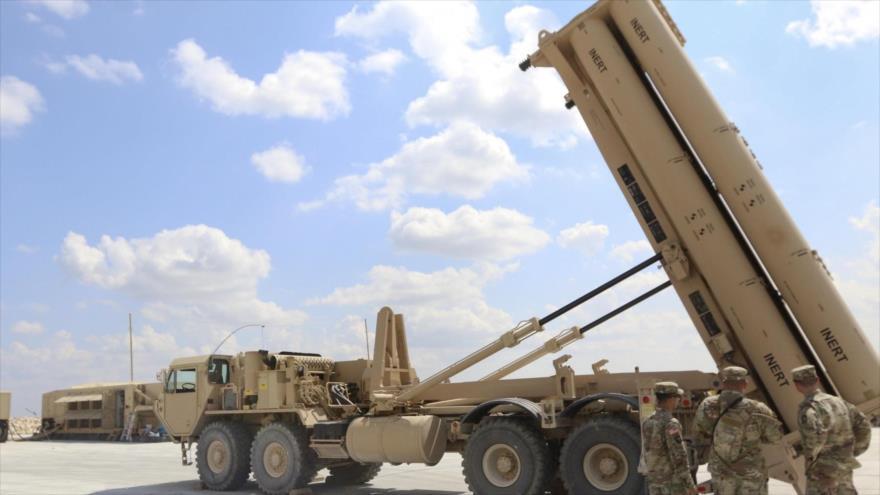 Arabia Saudí comprará a EEUU sistemas THAAD por $ 15 000 millones