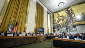 Concluye conferencia ministerial sobre Afganistán en Ginebra