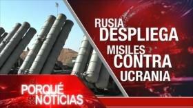 El Porqué de las Noticias: Bin Salman ¿Acorralado? Hierve tensión Rusia-Ucrania. Las calles contra Duque