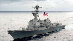 Buques de EEUU cruzan el estrecho de Taiwán, en desafío a China