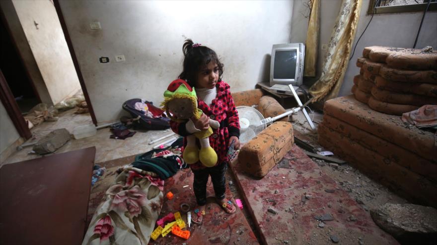 MSF alerta de colapso de sistema sanitario en Gaza por bloqueo israelí