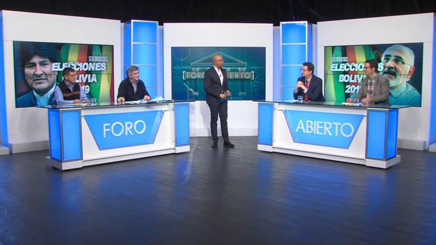 Foro Abierto; Bolivia: a dos meses de las elecciones primarias