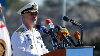 'Irán no permitirá ningún aventurismo en el estrecho de Ormuz'