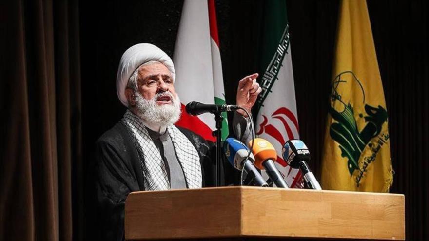 Hezbolá: EEUU se llevará a la tumba su sueño de dominar Oriente Medio