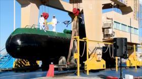 Fuerzas Navales de Irán muestran su poderío defensivo