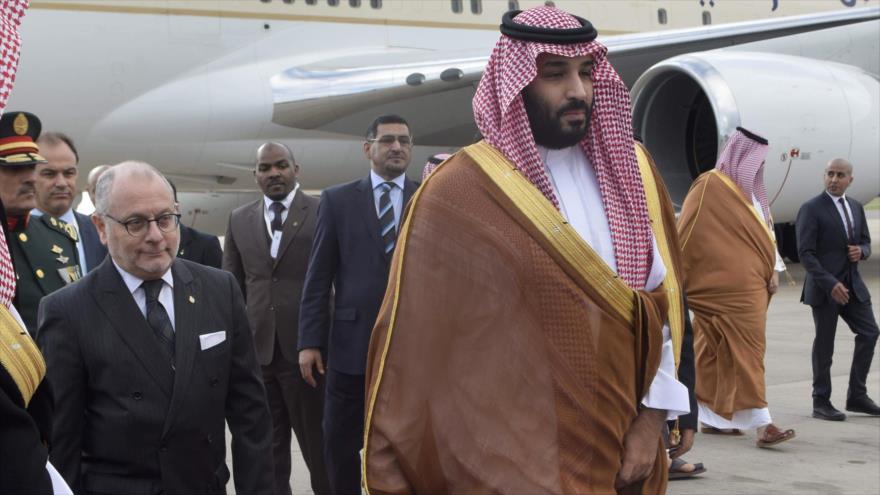 """Argentina dice que Bin Salman tiene """"inmunidad de jurisdicción"""""""