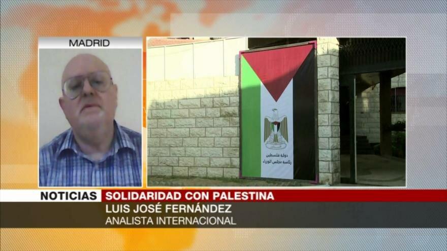 Fernández: Trump da cheques en blanco a Israel para matar a palestinos