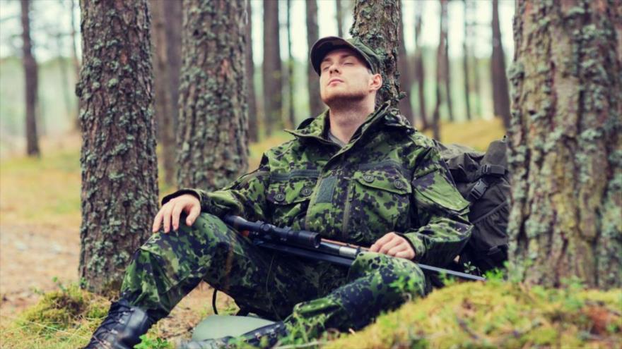 Marines de EE.UU. usan técnica de relajación para dormir en unos minutos.