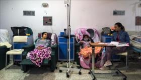 Caracas denuncia impacto de bloqueo de EEUU en niños venezolanos