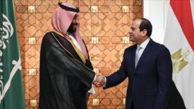 Informe: Bin Salman y Al-Sisi instan a normalizar lazos con Israel