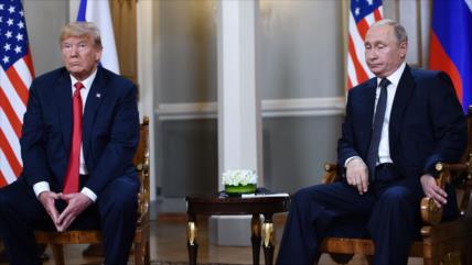 Rusia menosprecia decisión de Trump de cancelar reunión con Putin