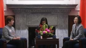 Taiwán no varía su política hacia China pese a derrota electoral