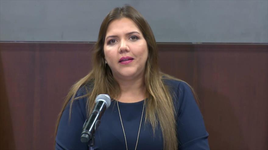 Piden renuncia de la vicepresidenta de Ecuador por corrupción