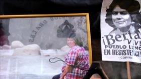 Solidaridad con Palestina. Cumbre G20. Asesinato de Berta Cáceres