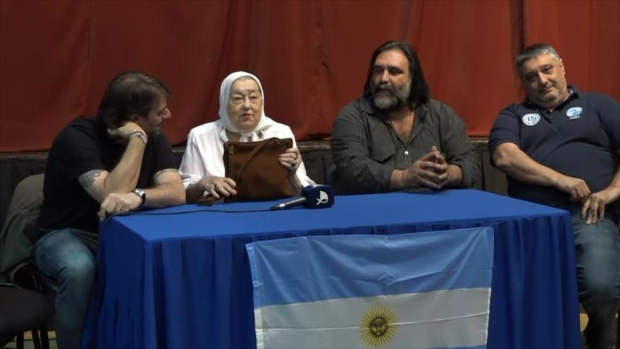 Madres de Plaza de Mayo: El príncipe saudí es como Macri