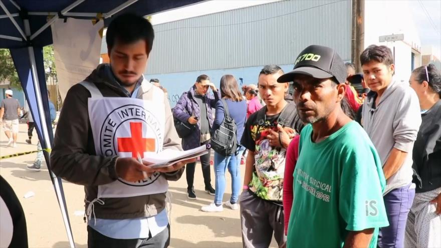 ONG brindan asistencia a migrantes en ciudad de Tijuana