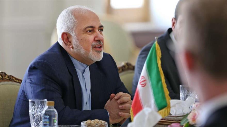 """Zarif: Plan iraní de 4 puntos, la """"sola opción viable"""" para Yemen"""