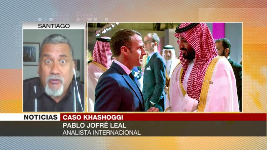 Jofré Leal: Presencia de príncipe saudí en G20 afrenta a Latinoamérica