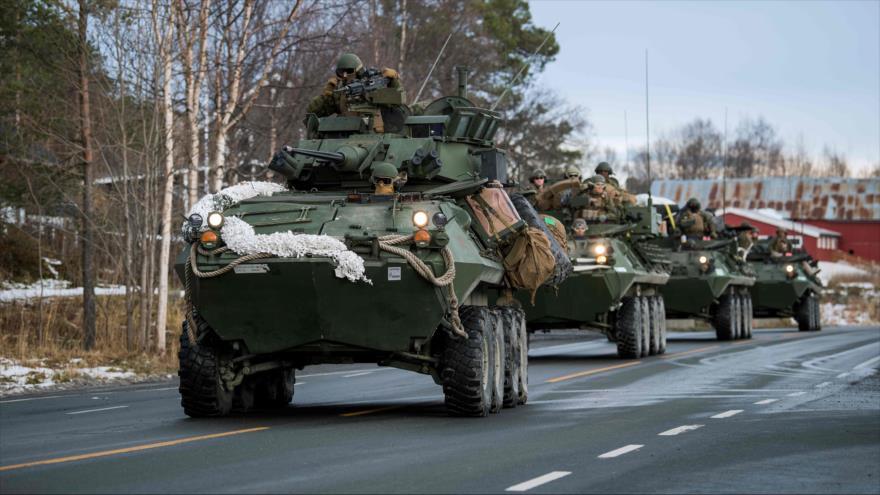 Rusia denuncia despliegue de tropas de OTAN cerca de su frontera | HISPANTV