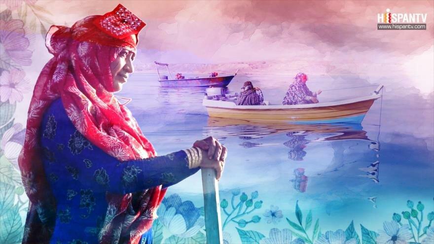 Mujeres del Golfo Pérsico