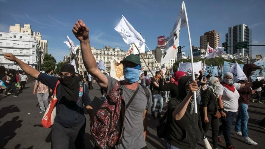 Cumbre del G20, marcada por protestas, divisiones y Bin Salman