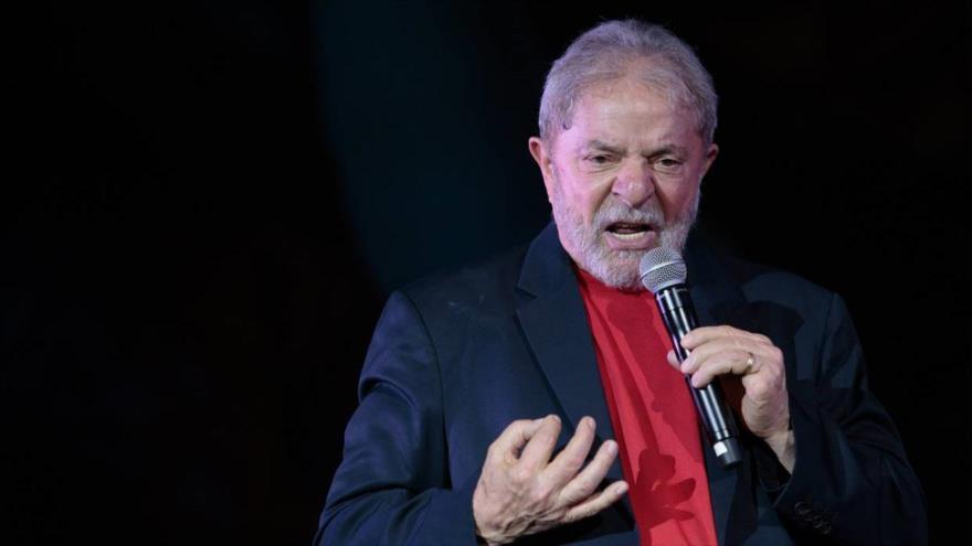 Lula da Silva tilda a Bolsonaro del 'peor representante' de Brasil