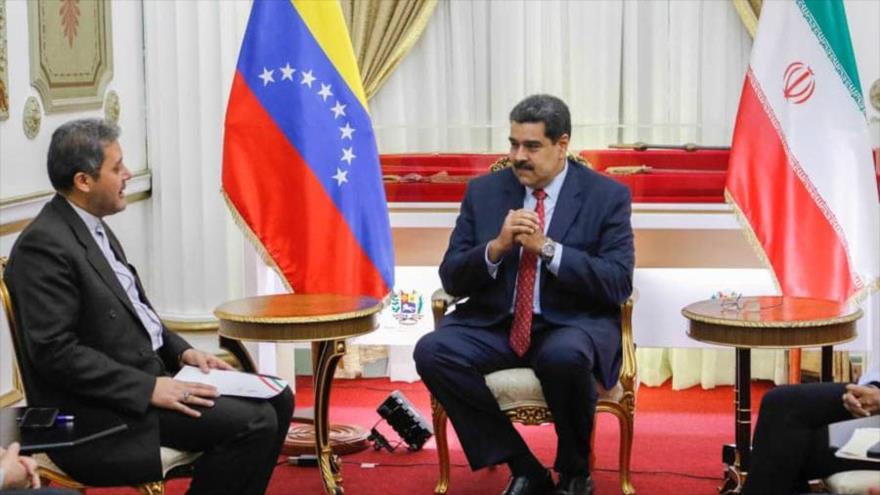 Irán y Venezuela apuestan por consolidar su 'alianza estratégica'