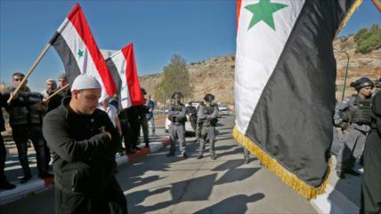 """Siria aclara ante la ONU: Golán """"no está sujeto a prescripción"""""""