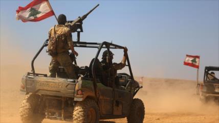 Ayuda militar rusa a El Líbano preocupa a EEUU y el Reino Unido