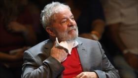 Fiscalía de Brasil pide a Corte Suprema mantener a Lula en prisión