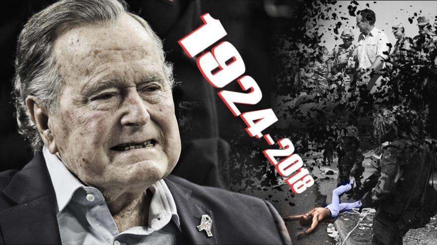 Perfil: George H.W. Bush