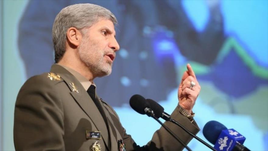 El general de brigada Amir Hatami, ministro de Defensa de Irán.