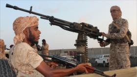 Fuerzas yemeníes atacan con drones a mercenarios de Riad