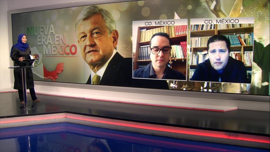 Analistas abordan investidura de López Obrador en México