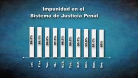 Desde México: Nuevo Sistema Penal Acusatorio, impunidad institucionalizada