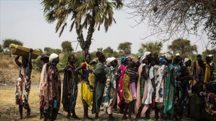Hombres armados violaron a 125 mujeres y niñas en Sudán del Sur