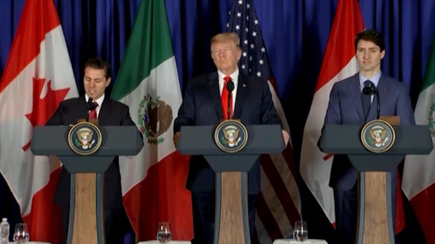 Representantes de países latinoamericanos deslucidos en cumbre G20