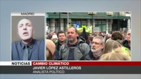 Astilleros: EEUU dificulta solución del reto del cambio climático
