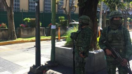 Atacan consulado de EEUU en México con granadas