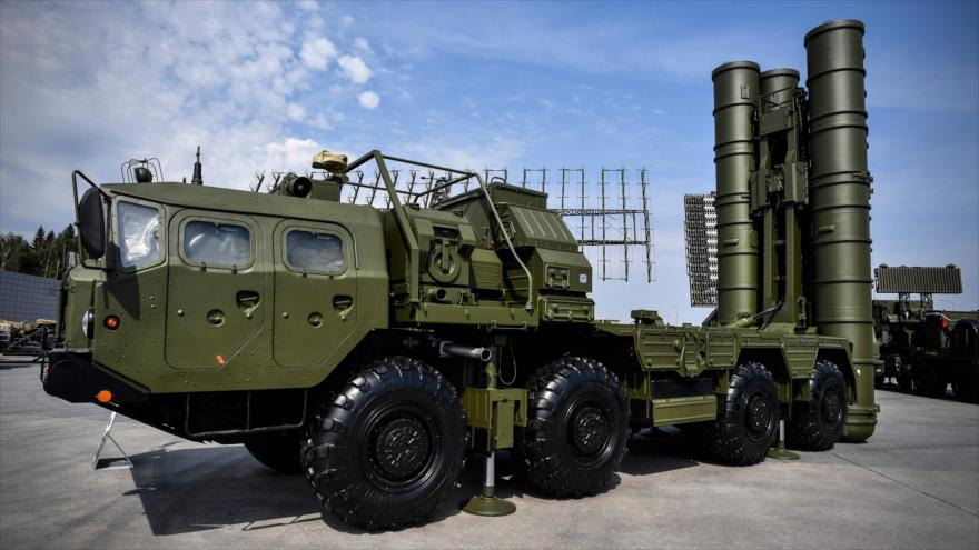 Informe: Rusia expande red de defensa aérea en Siria en desafío a EEUU