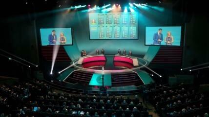 Grupos de la fase de clasificación a la Eurocopa 2020